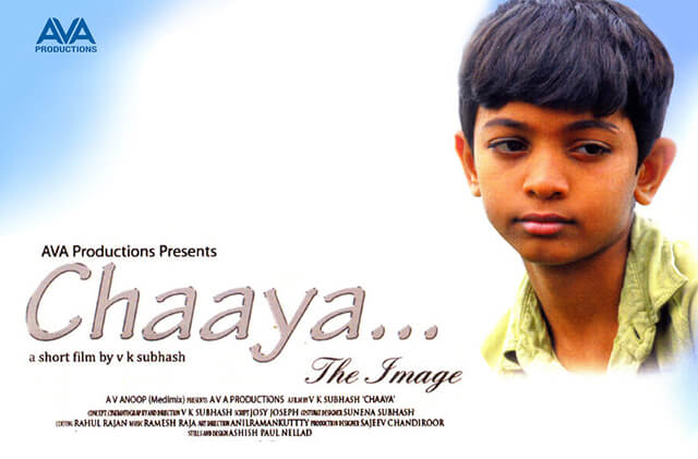 Chaaya - Short Film
